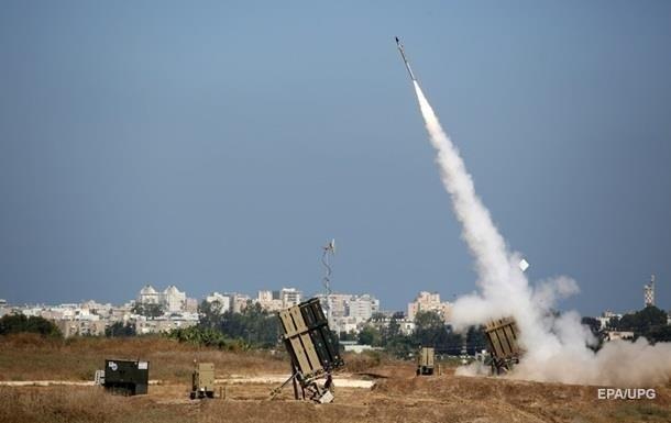 Армия Израиля нанесла удары по постам ХАМАС в Газе